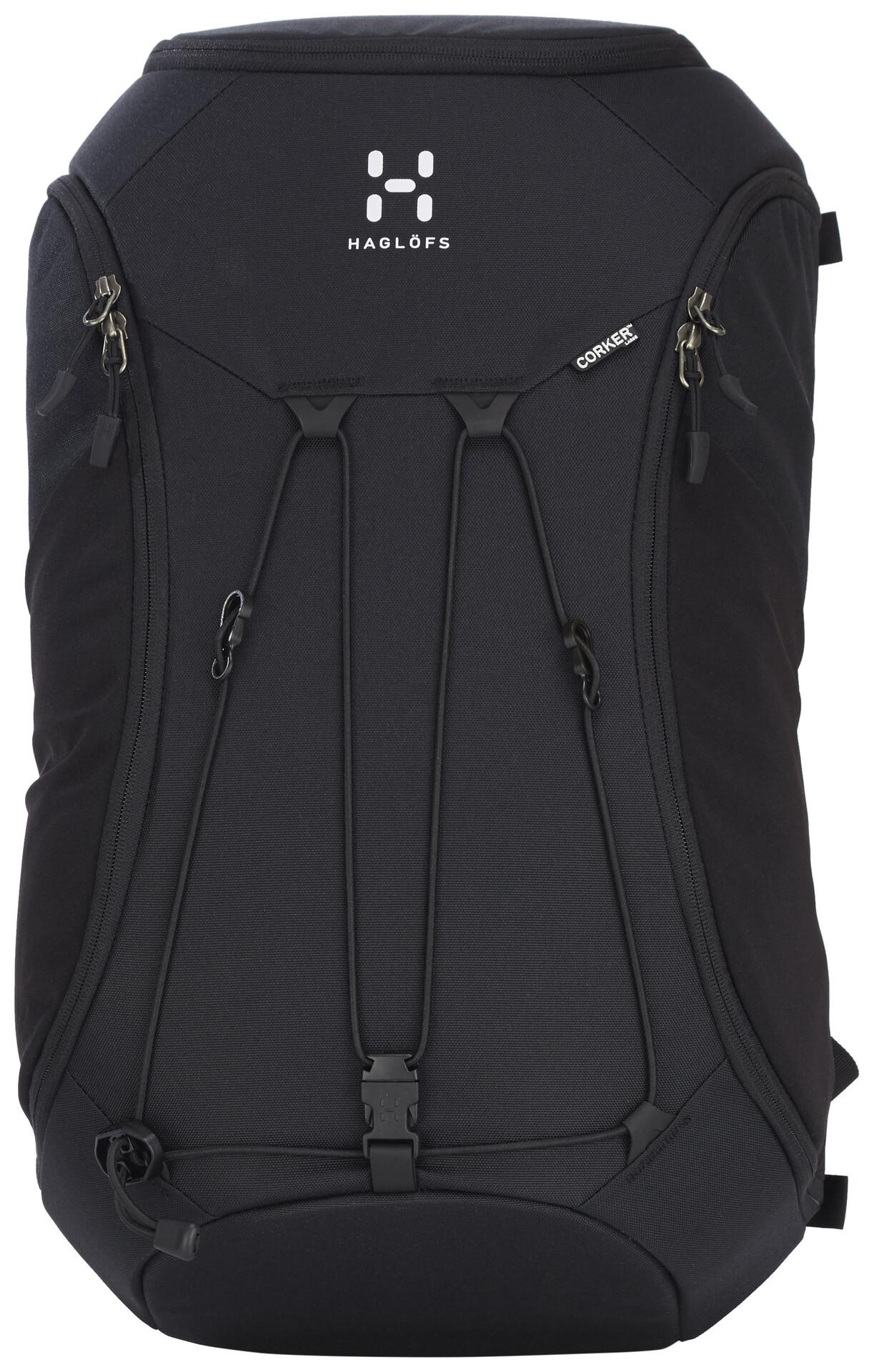 Black Backpack 20 Corker Large Haglöfs LTrue b76gYfy